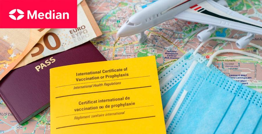 Довідки для подорожей за кордон